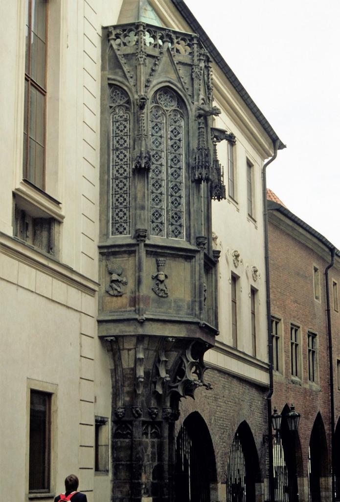 Prag: Carolinum [Universität] (2004)