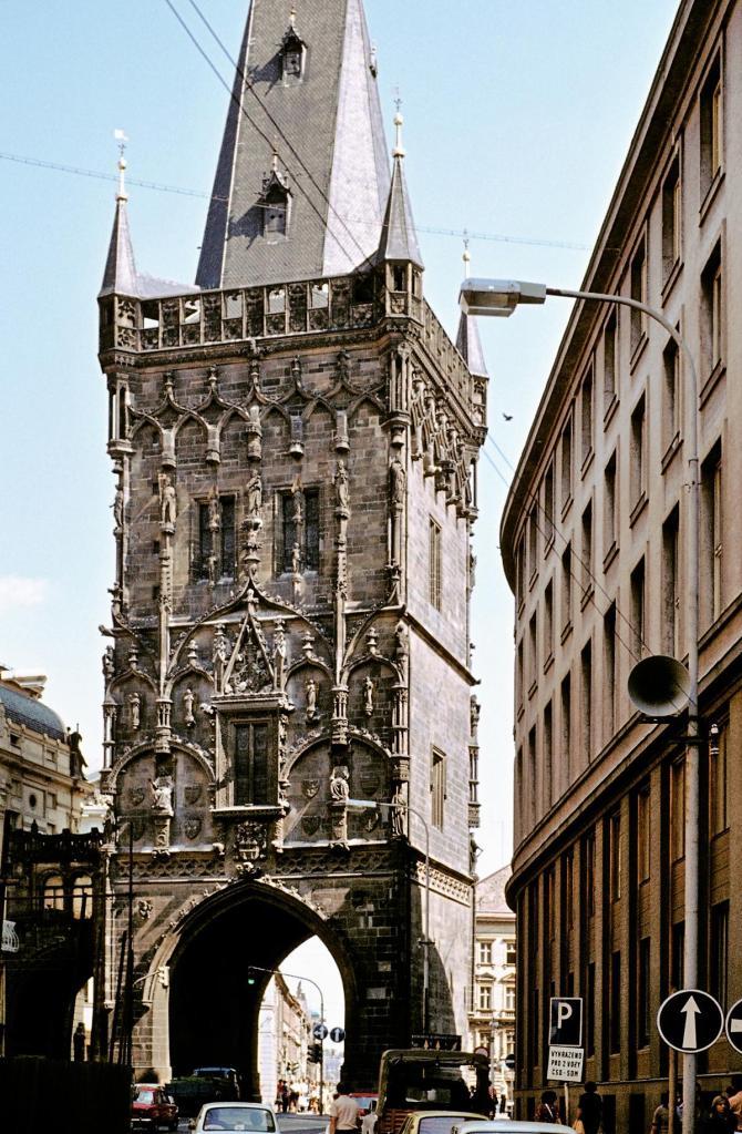 Prag: Pulverturm (1982)