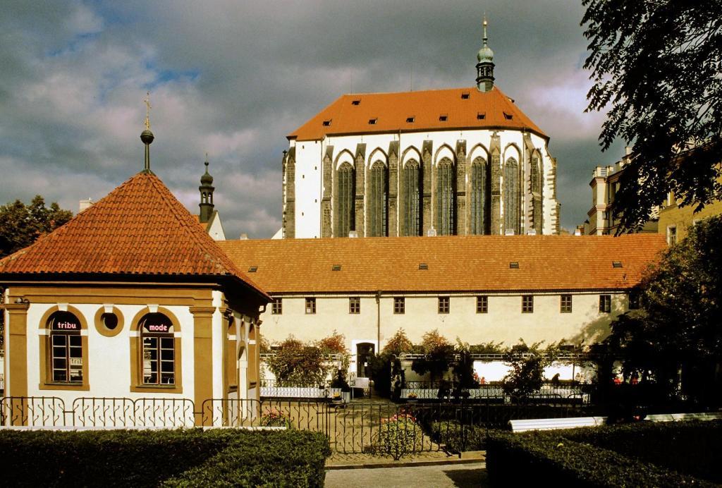 Prag: Maria Schnee-Kirche (2004)