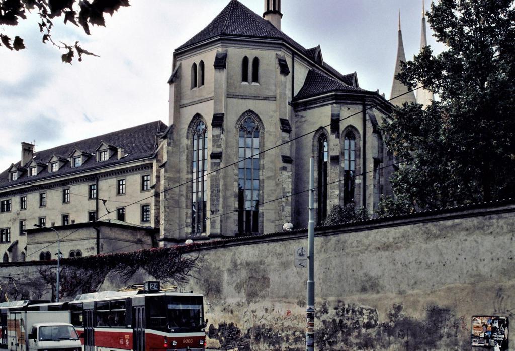 Prag: Emmaus-Kloster (2004)