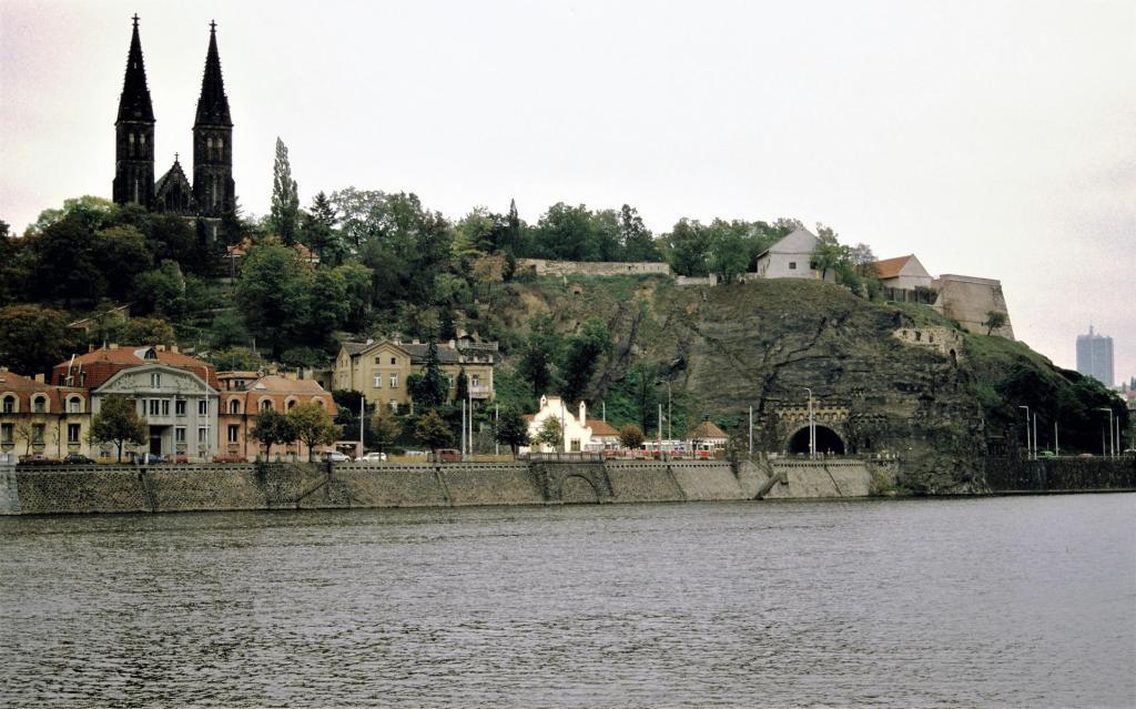 Prag: Wyschehrad (2004)