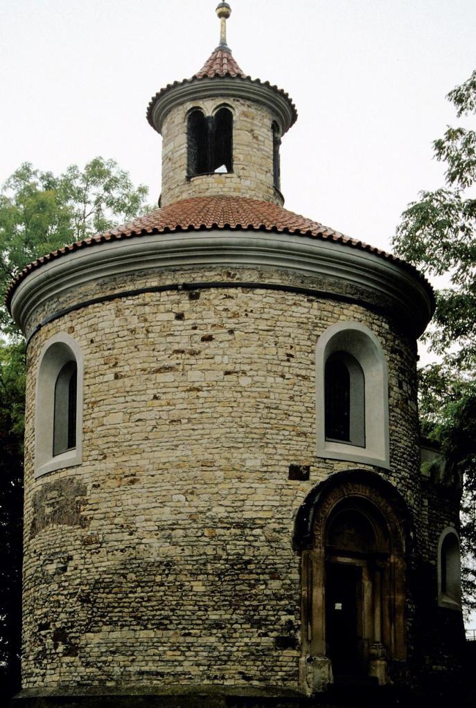 Prag: Wyschehrad - Martins-Rotunde (2004)