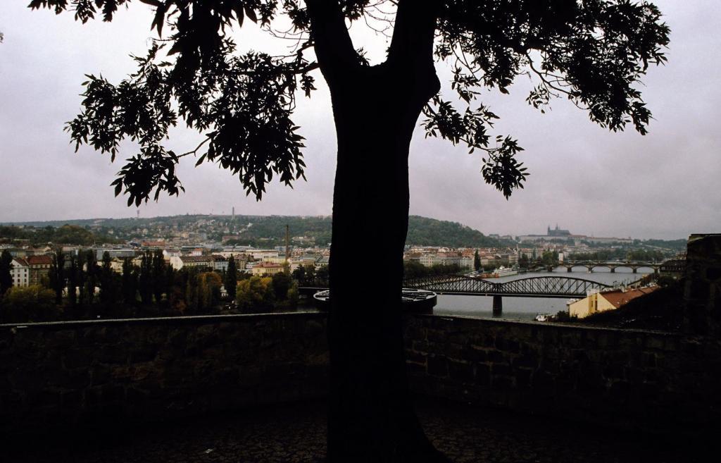 Prag: Blick vom Wyschehrad (2004)
