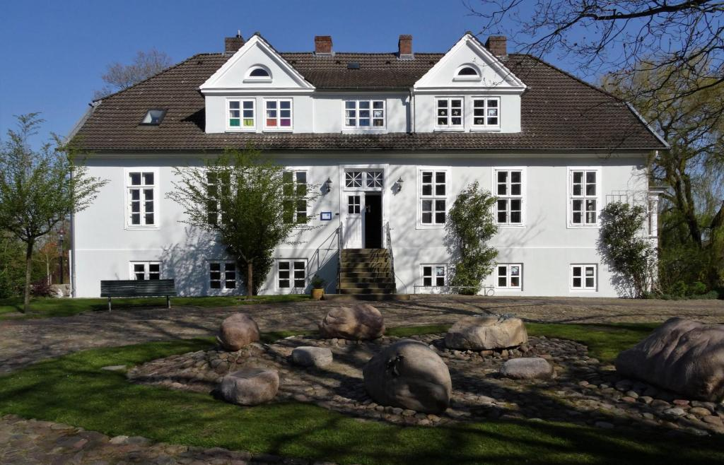 Bad Bederkesa: Amtshaus (2019)