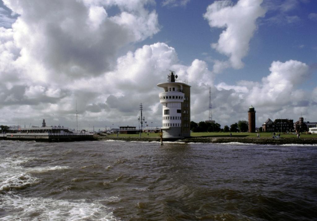 Cuxhaven: Hafen (1987)