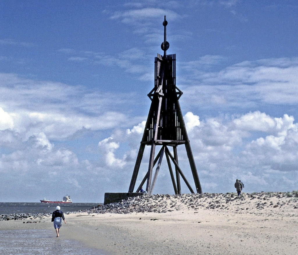 Cuxhaven: Kugelbake (1987)