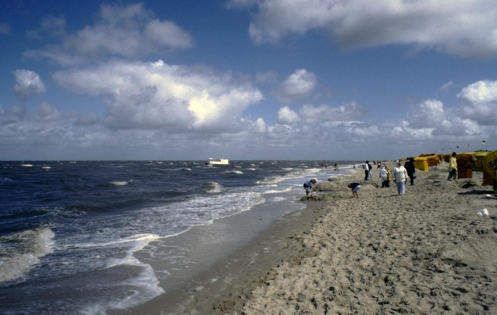 Cuxhaven-Duhnen (1987)