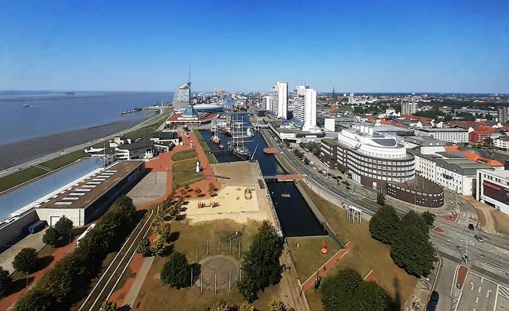 Bremerhaven: Blick nach Norden (2019)