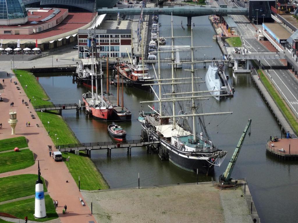 Bremerhaven: Alter Hafen (2018)