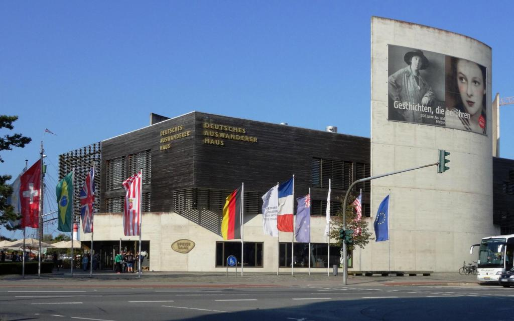 Bremerhaven: Auswandererhaus (2016)