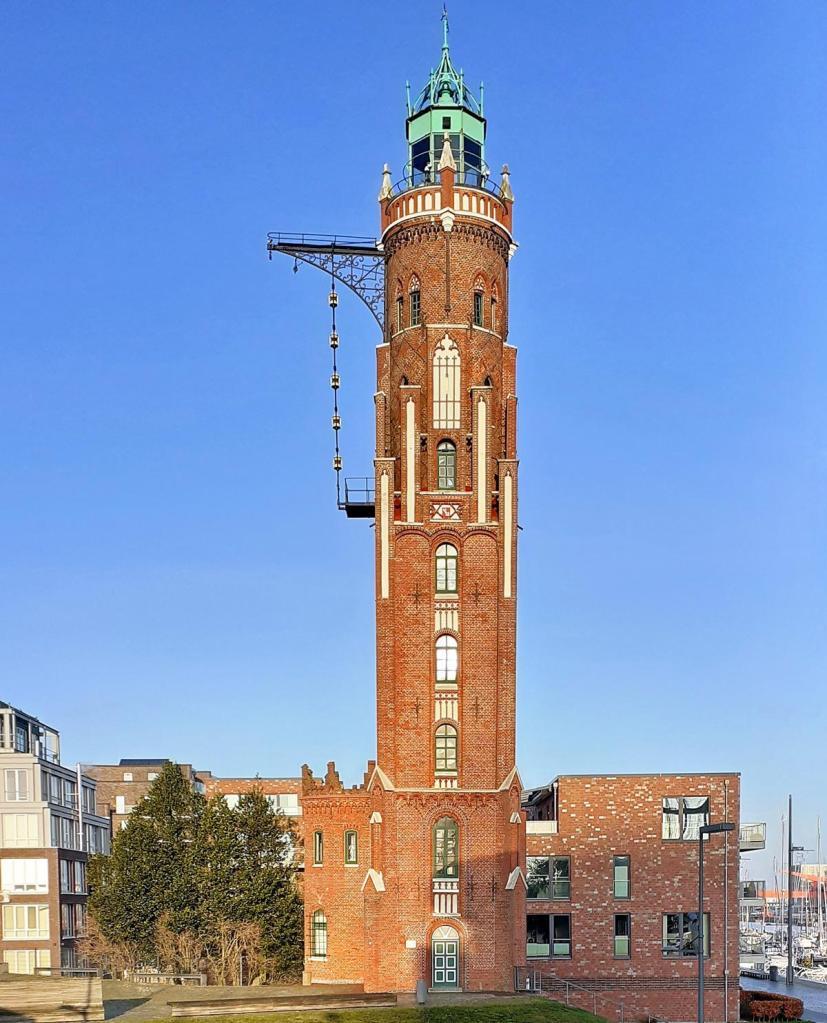 Bremerhaven: Simon Loschen-Leuchtturm (2020)