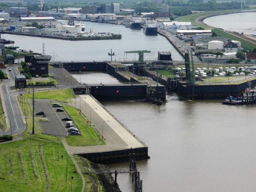 Bremerhaven: Doppelschleuse (2018)