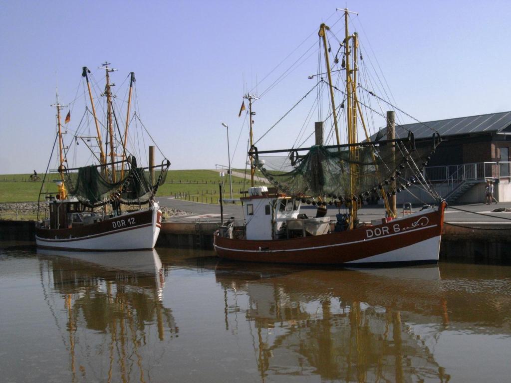 Dorum-Neufeld: Hafen (2010)