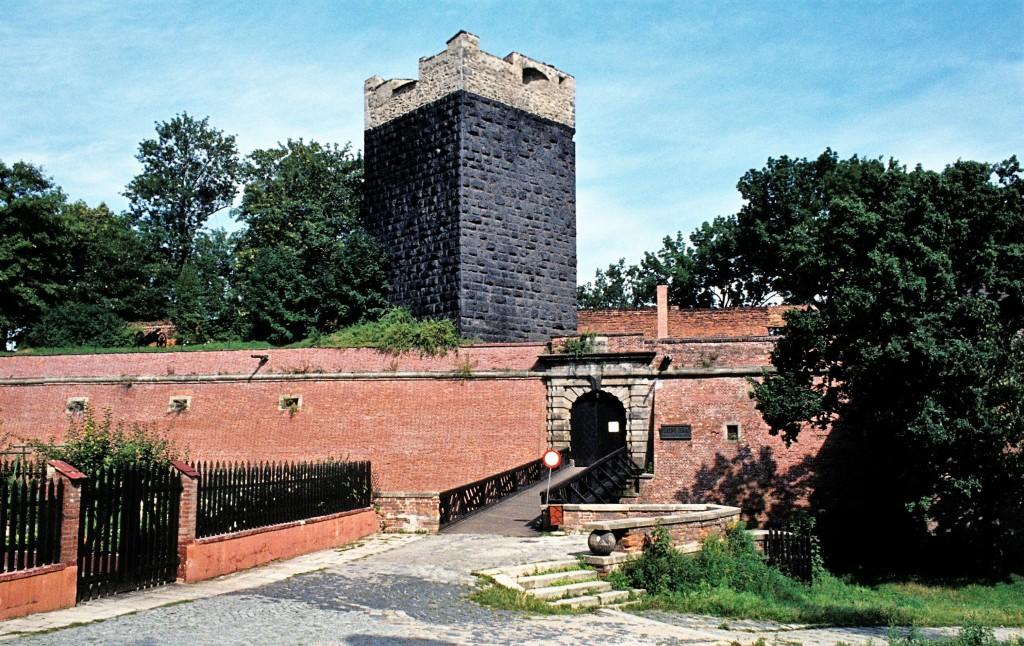 Eger [tschech. Cheb]: Burg [Kaiserpfalz] (1982)