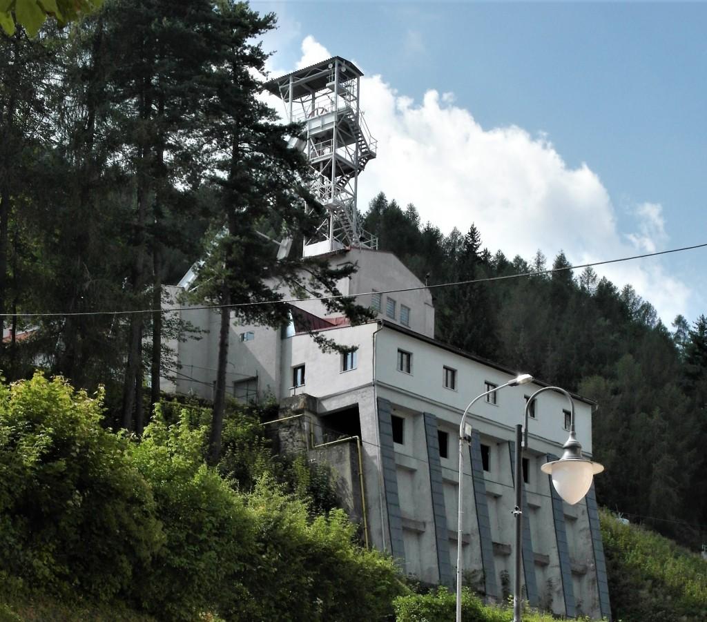 St. Joachimsthal [tschech. Jáchymov]: Grube Einigkeit [ältestes Uranerzbergwerk] (2020)