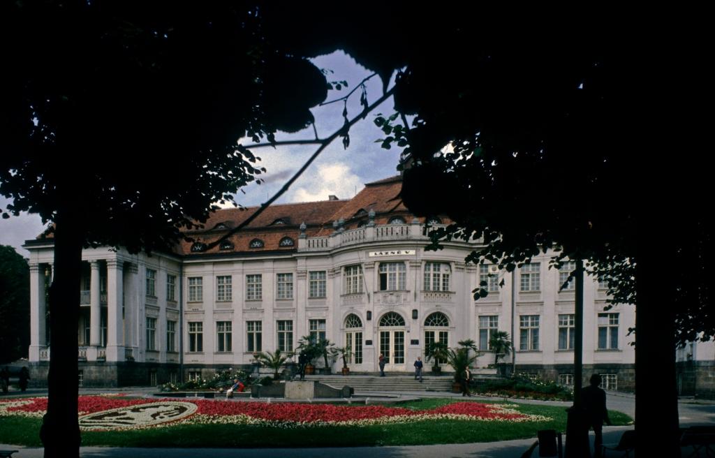 Karlsbad [tschech. Karlovy Vary]: Bad V (1979)