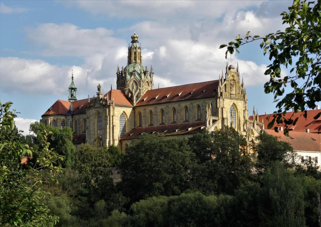 Kladrau [tschech. Kladruby]: Klosterkirche (2020)