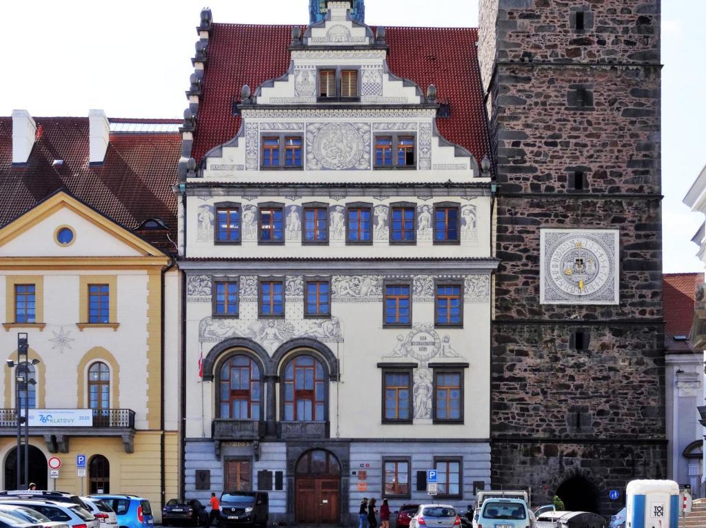 Klattau [tschech. Klatovy]: Rathaus (2020)