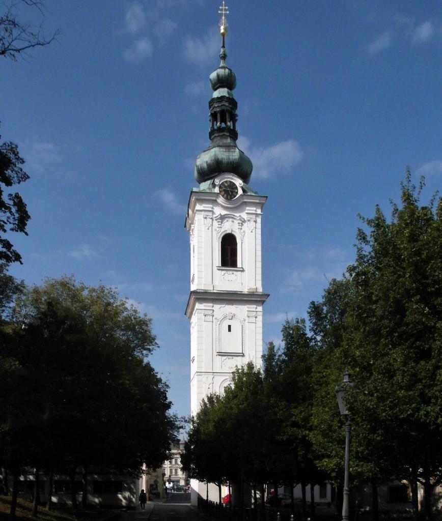 Klattau [tschech. Klatovy]: Weißer Turm (2020)