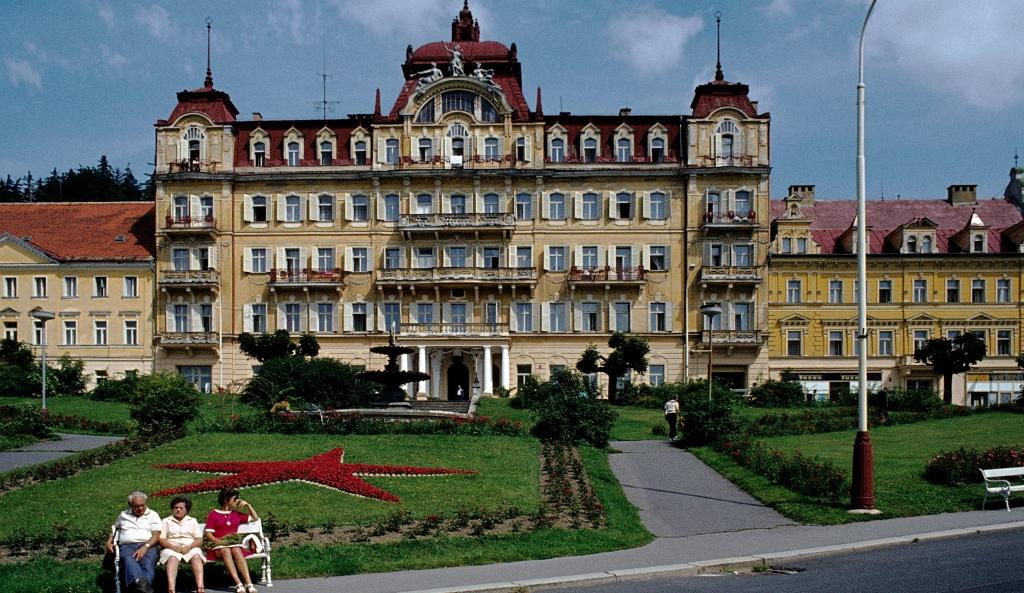 Marienbad [tschech. Mariánske Lázně]: Kurhaus (1982)