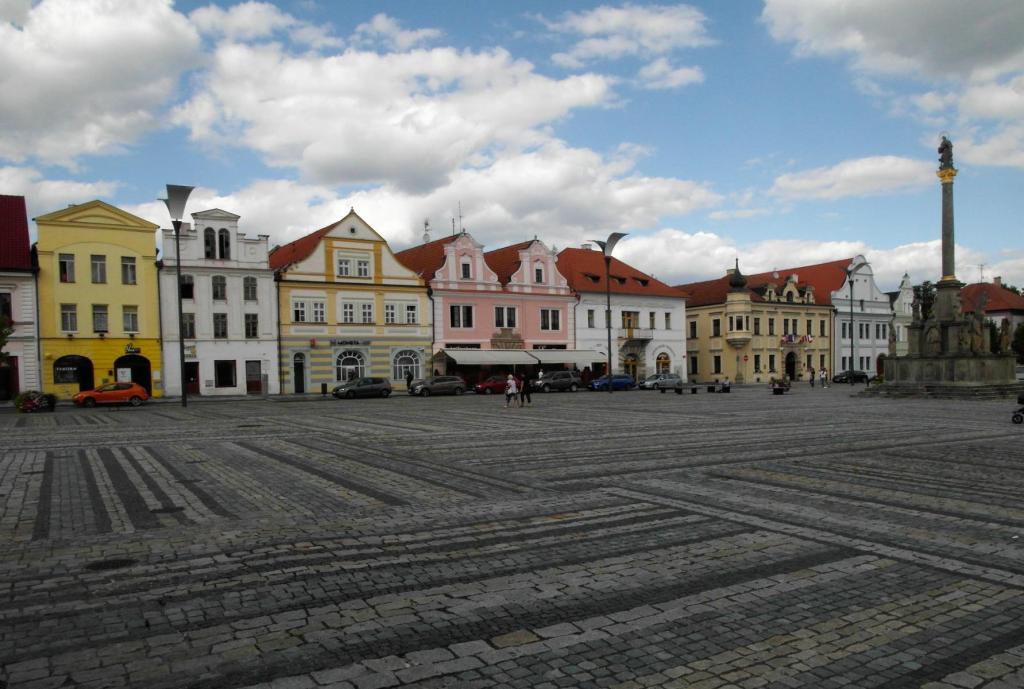 Mies [tschech. Střibro]: Marktplatz (2020)