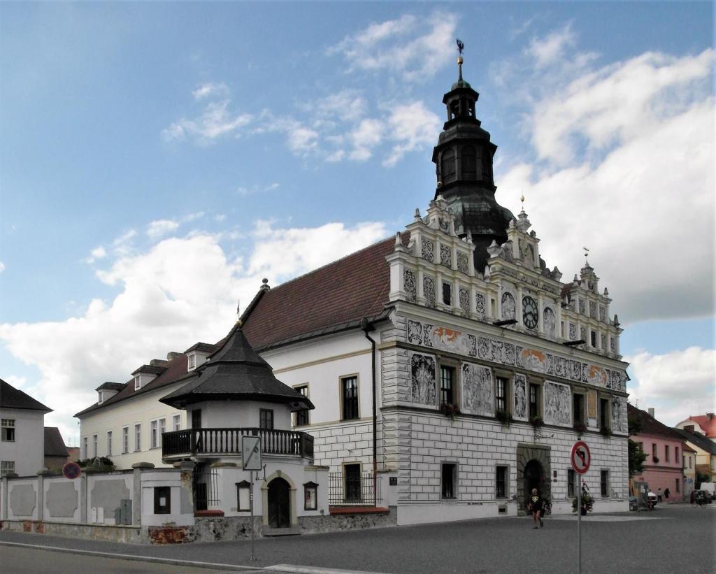 Mies [tschech. Střibro]: Rathaus (2020)