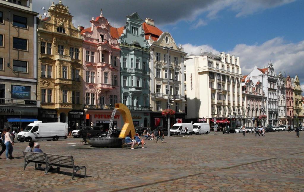 Pilsen [tschech. Plzň]: Marktplatz (2020)