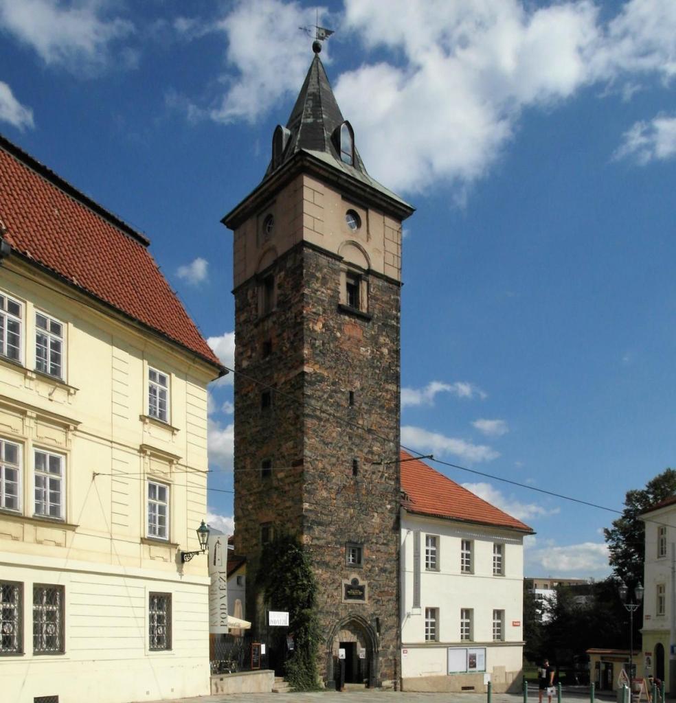 Pilsen [tschech. Plzň]: Wasserturm (2020)