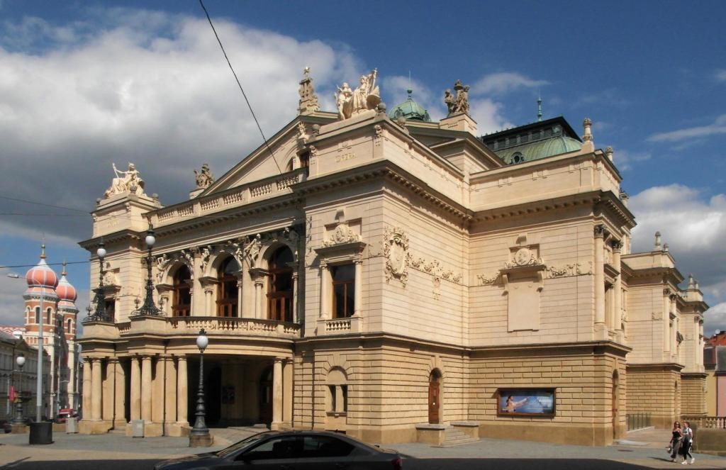 Pilsen [tschech. Plzň]: Theater (2020)