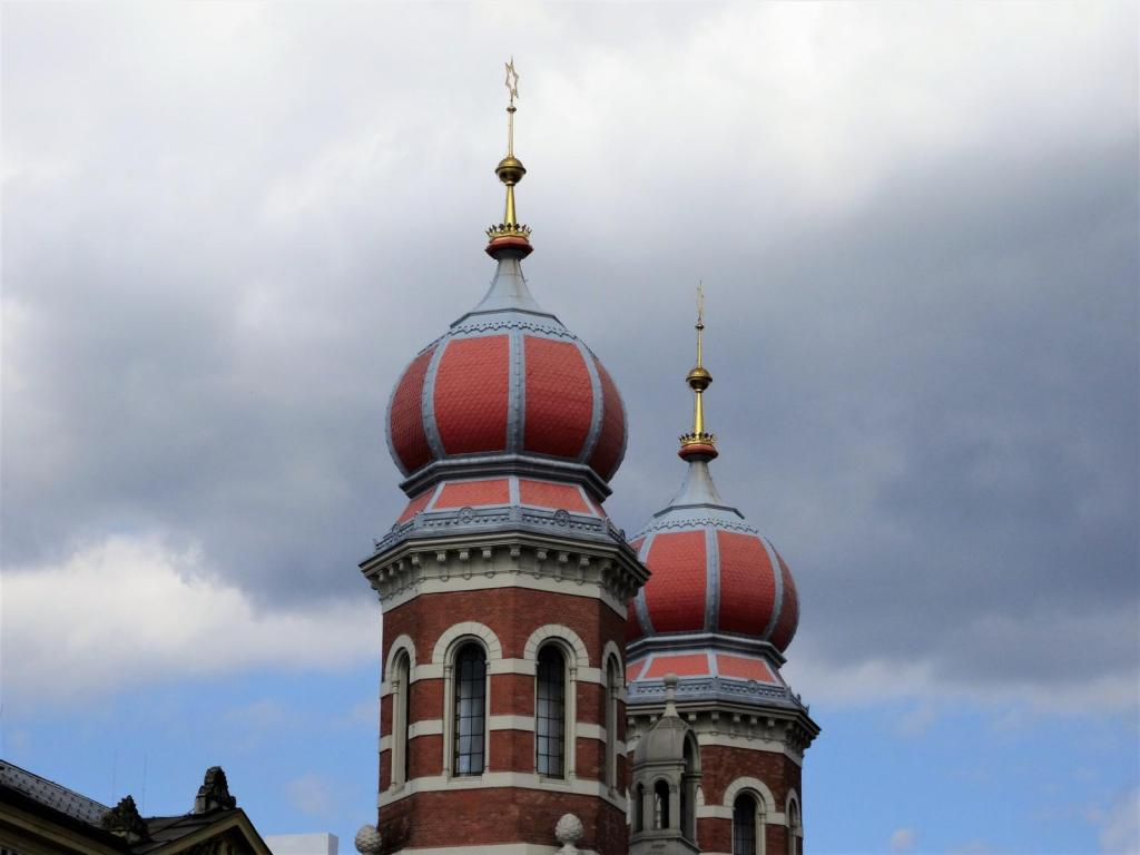 Pilsen [tschech. Plzň]: Neue Synagoge (2020)