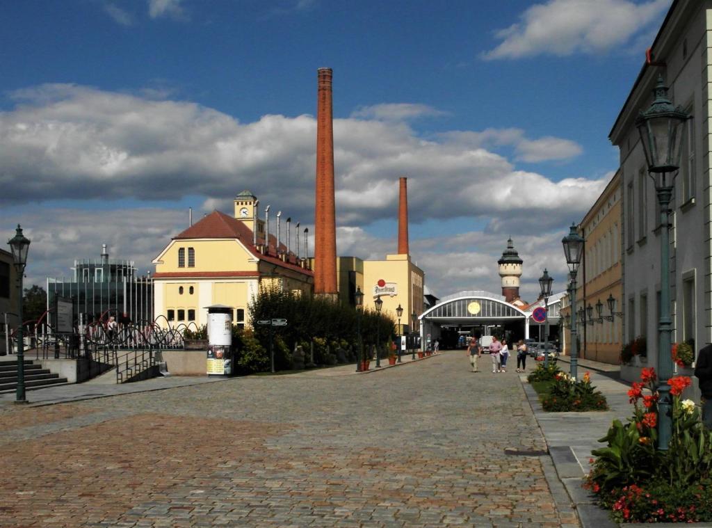 Pilsen [tschech. Plzň]: Pilsner Urquell-Brauerei (2020)