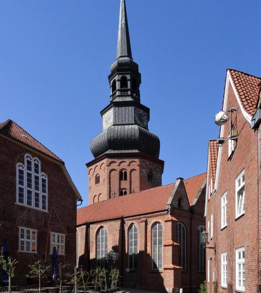 Stade: Cosmae und Damiani-Kirche (2019)