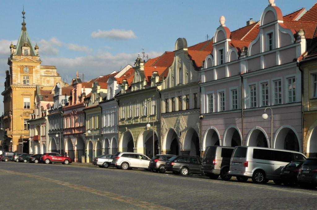 Taus [tschech. Domažlice]: Marktplatz (2020)