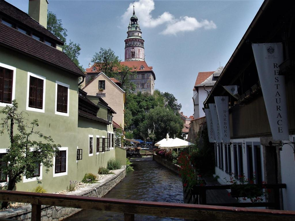 Krumau [tschech. Český Krumlov] (2006)
