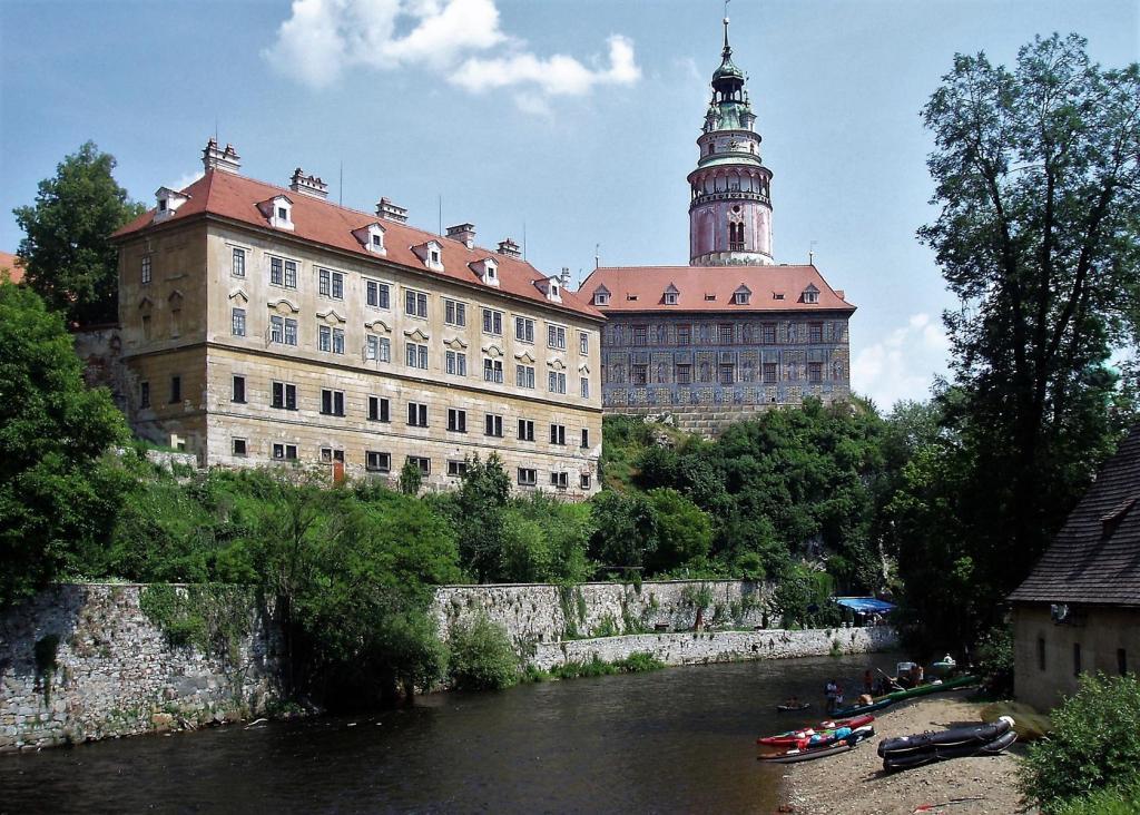 Krumau [tschech. Český Krumlov]: Schloss (2006)