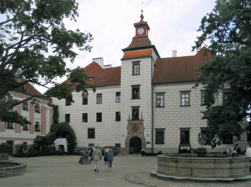 Wittingau [tschech. Třeboň]: Schloss (2008)