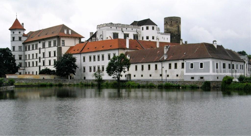 Neuhaus [tschech. Jindřichův Hradec]: Schloss (2008)