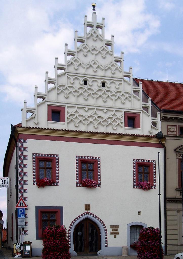 Tabor: Ctibor-Haus [mit dem Kelchsymbol] (2006)