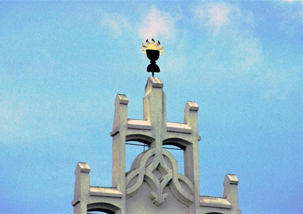 Tabor: Ctibor-Haus - Kelch [Symbol der Taboriten] (2006)