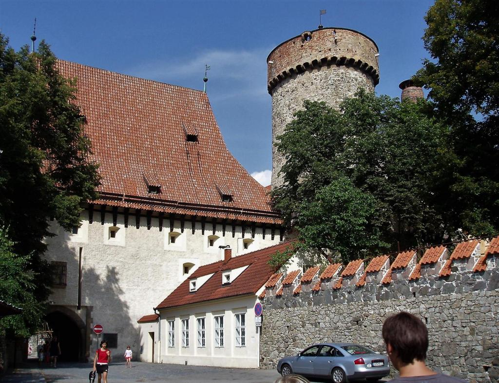 Tabor: Bechiner Tor und Burg Kotnov (2006)