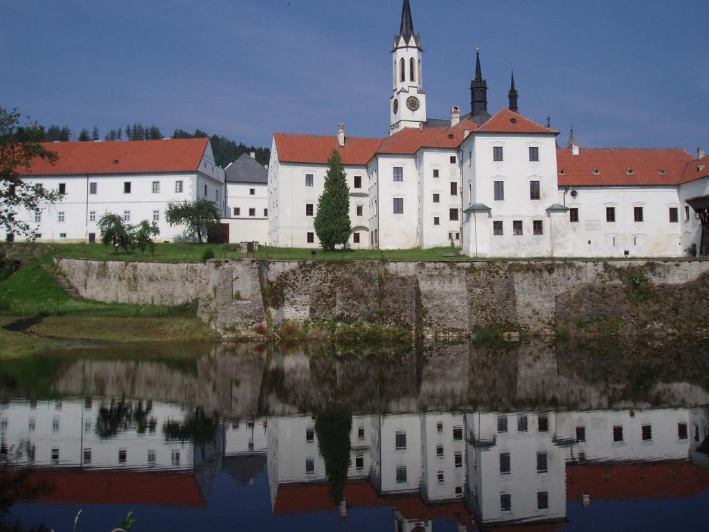 Hohenfurth [tschech. Vyšší Brod]: Kloster (2006)