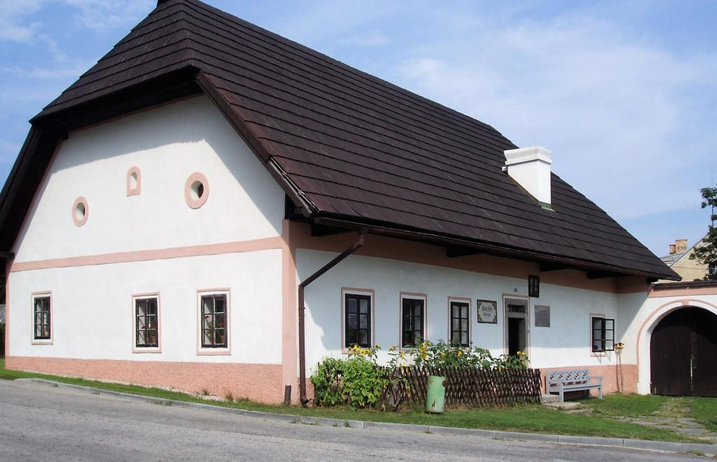 Oberplan [tschech. Horni Planá]: Geburtshaus von Adalbert Stifter (2006)