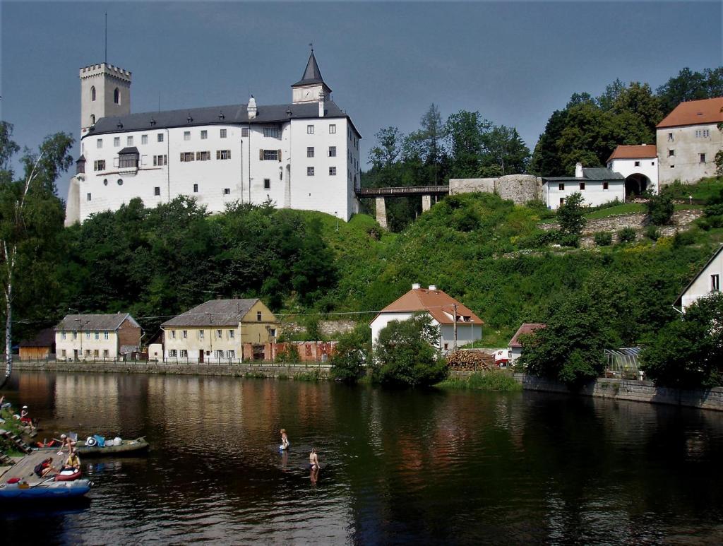 Rosenberg [tschech. Rožmberk nad Vltavou]: Untere Burg (2006)