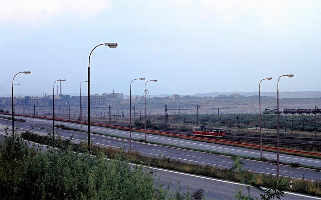 Brüx [tschech. Most]: Braunkohleabbau (1982)