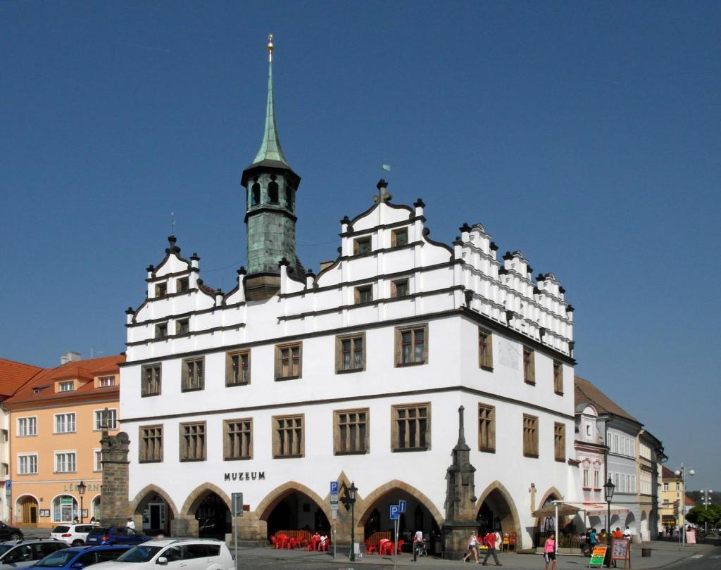 Leitmeritz [tschech. Litoměřice]: Rathaus (2012)