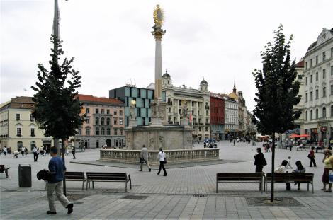 Brünn [tschech. Brno]: Freiheitsplatz (2008)