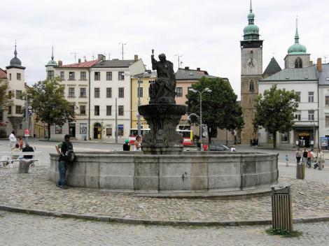 Iglau [tschech. Jihlava]: Masarykplatz (2008)