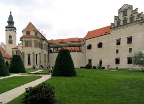 Teltsch [tschech. Telč]: Schloss (2008)
