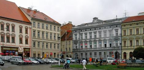 Znaim [tschech. Znojmo]: Oberer Markt (2008)