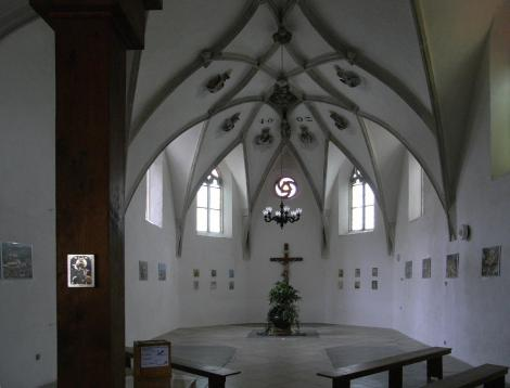 Znaim [tschech. Znojmo]: Wenzelskirche (2008)